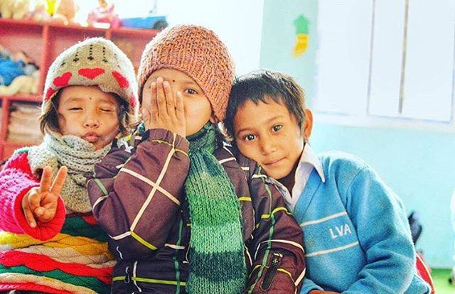 Our kids at @cyfnepal wish you a year with love ! 💕💕💕 Thank you for the love to all our buyers, supporters, friends and families from all around the world !  Wishing you all a happy Valentines day . Do make sure you buy conscious. Help initiatives to provide equal fair pay,self sustain and save nature !  May there be more kindness in the world. . . . #cyfnepal #haushalacreatives  #educationforall #education #educategirls #valentinesday #valentine #valentinesday2018 #valentinesetsy #love #ethicalfashion #sustainablefashion