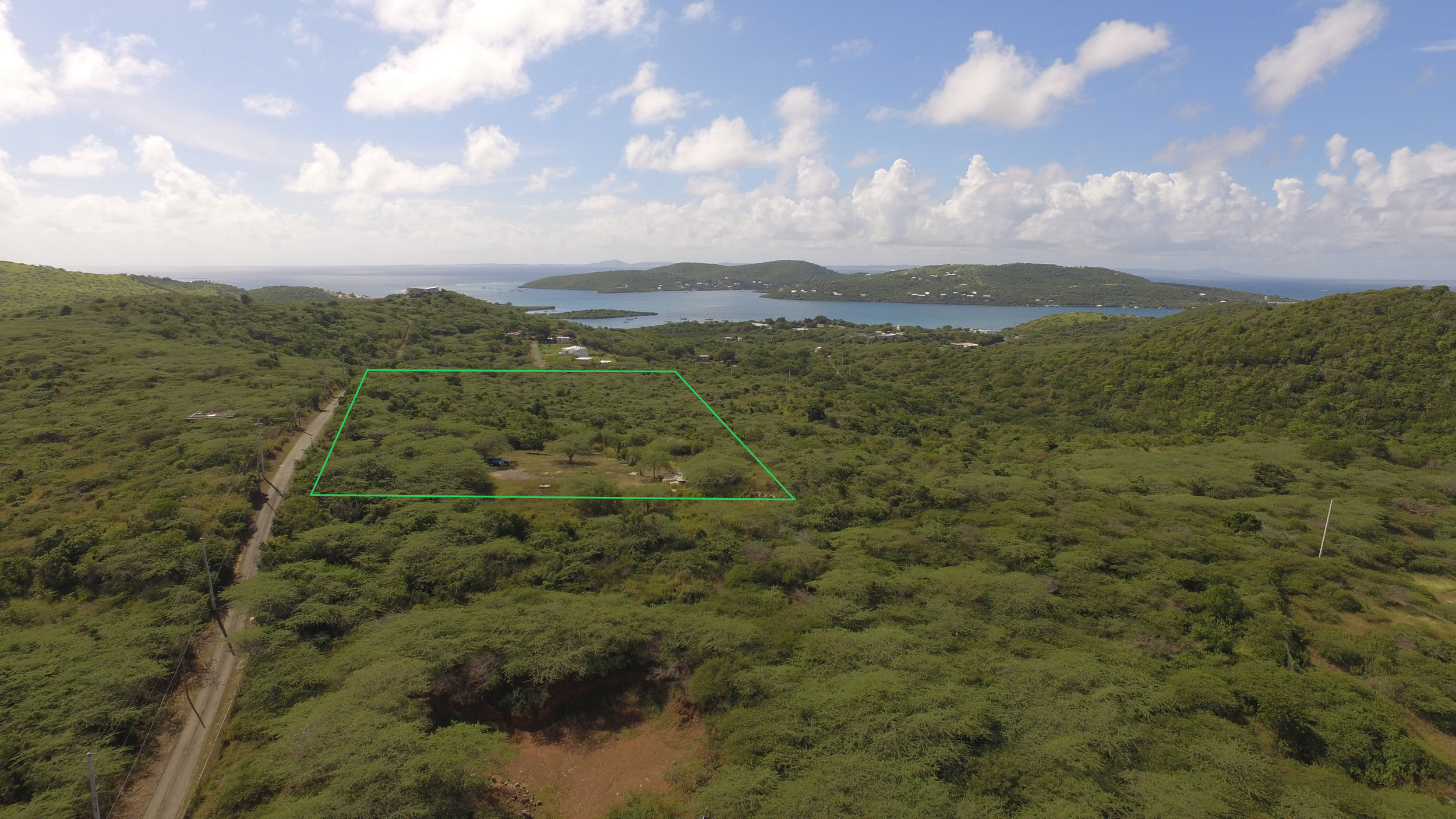 12.3 Acre Plot of Land