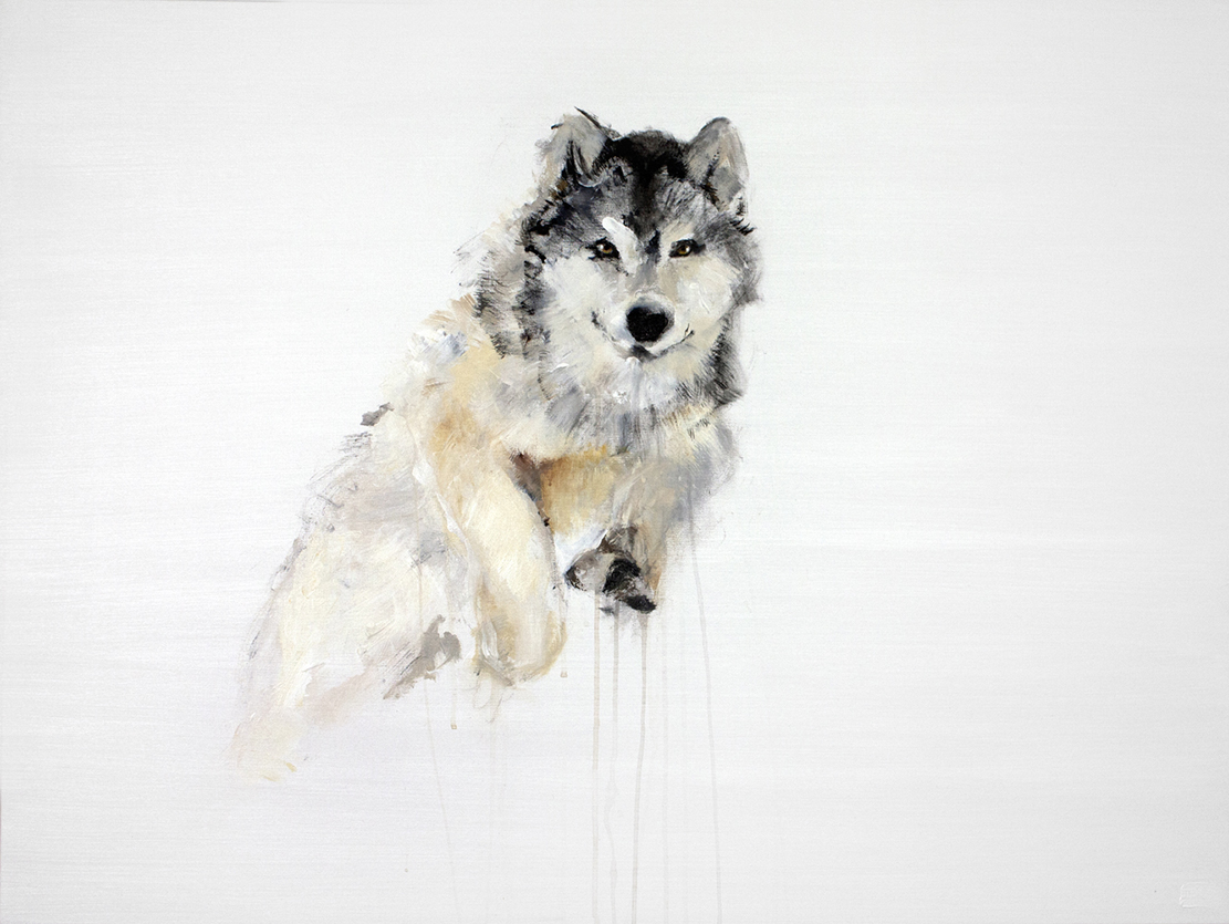 WOLF I_Animals In Motion_MyriamRousseauArt.jpg