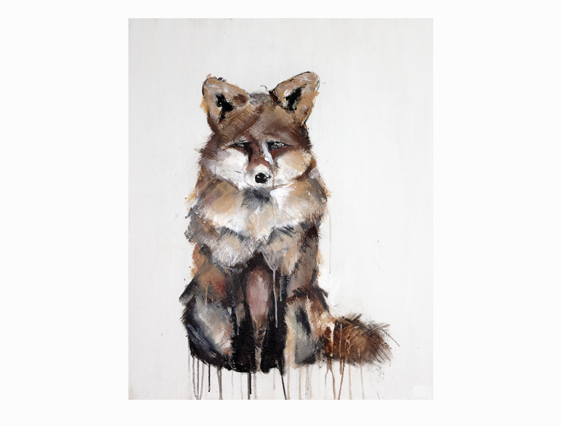 FOX I_Animals In Motion_MyriamRousseauArt.jpg
