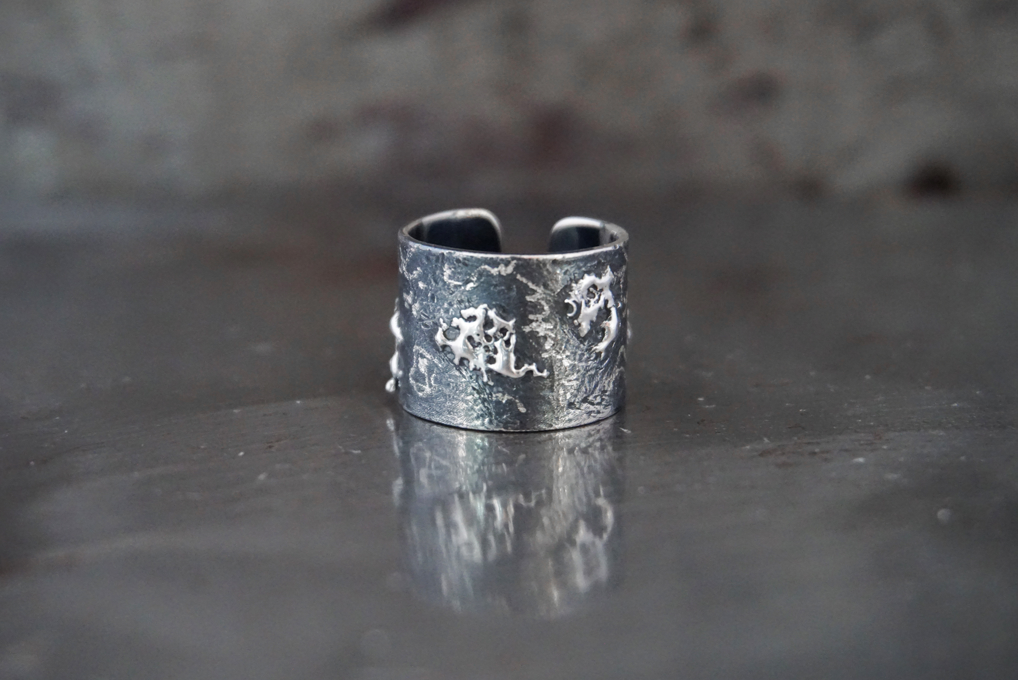 sterlings silver ring