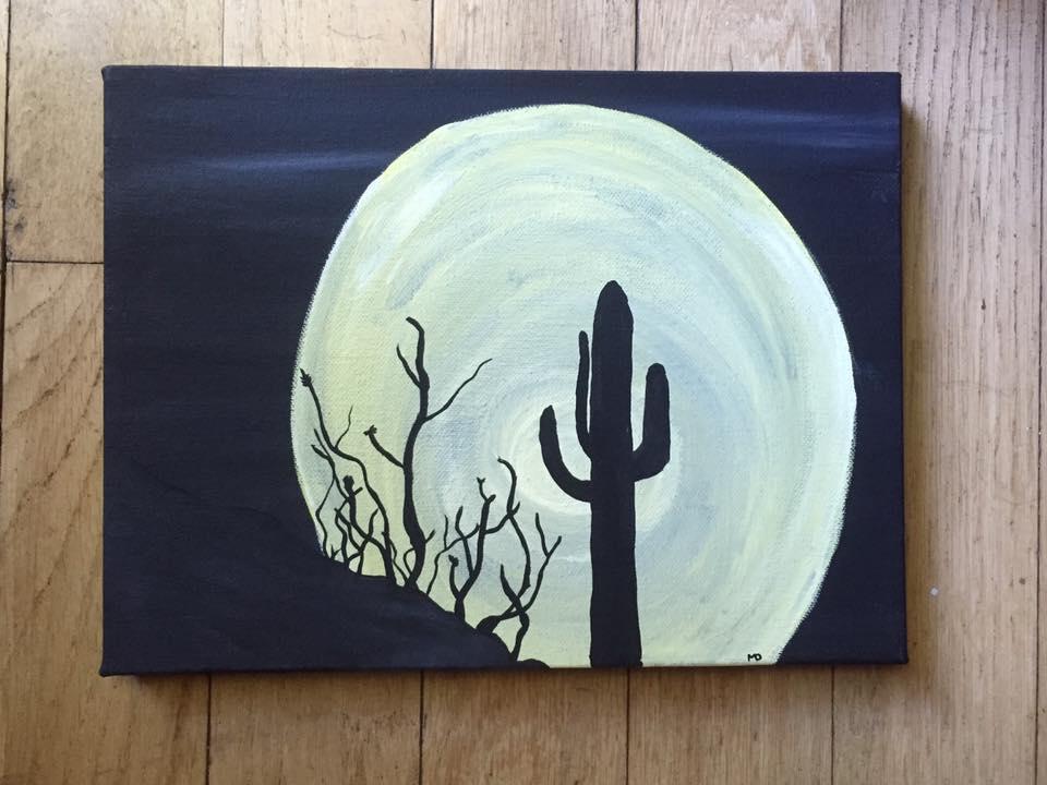 New Mexico  by Magdalena Dewane