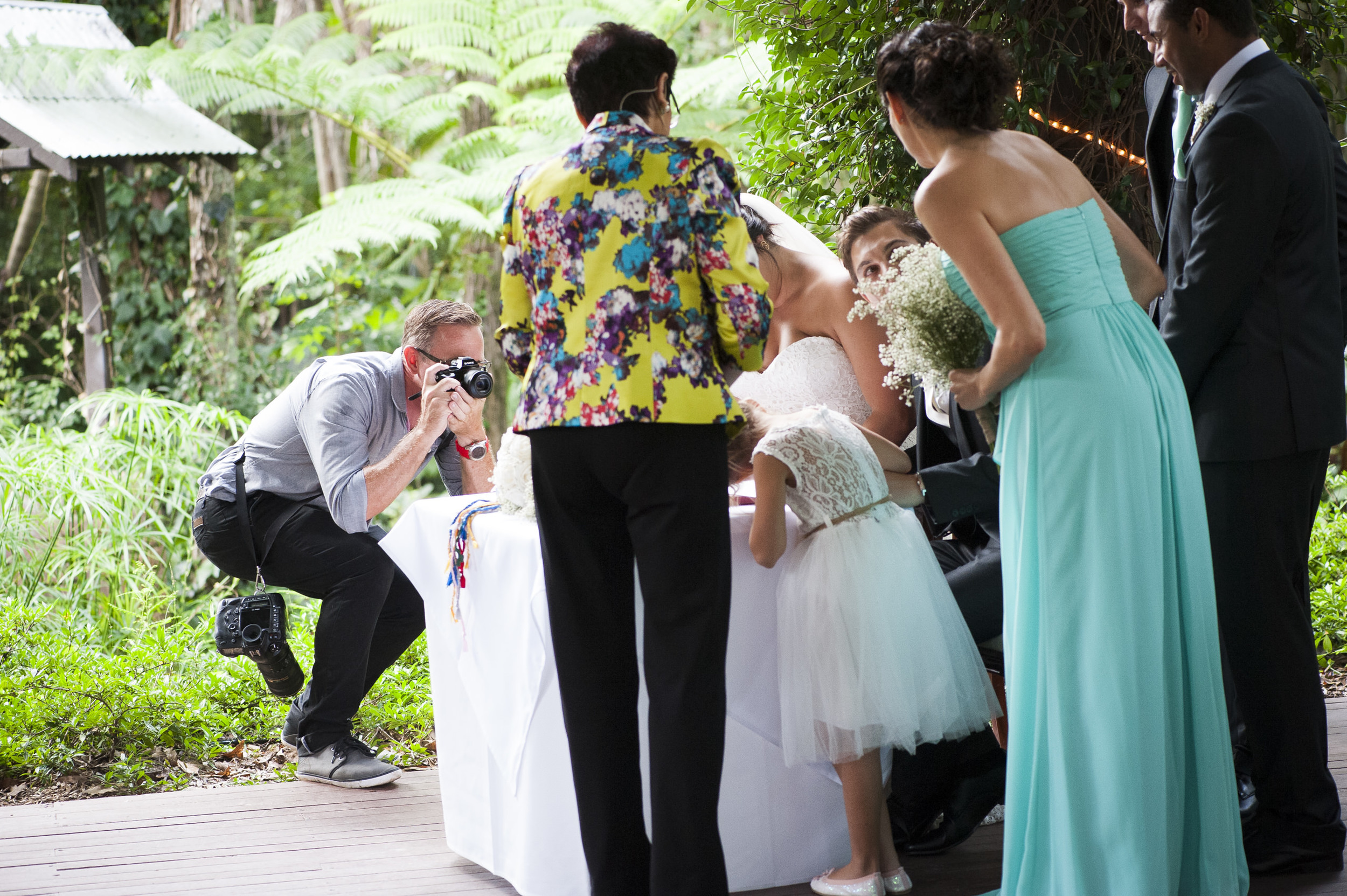 Gold Coast Wedding Photographer - Andrew Follan