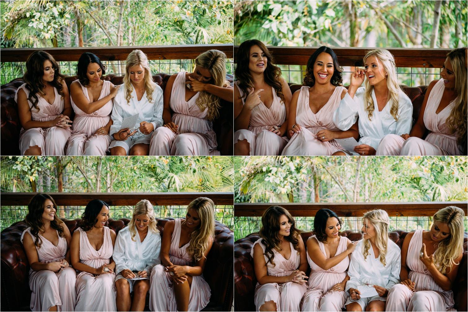 Mavis Kitchen Bridal prep Gold Coast Wedding Photographers