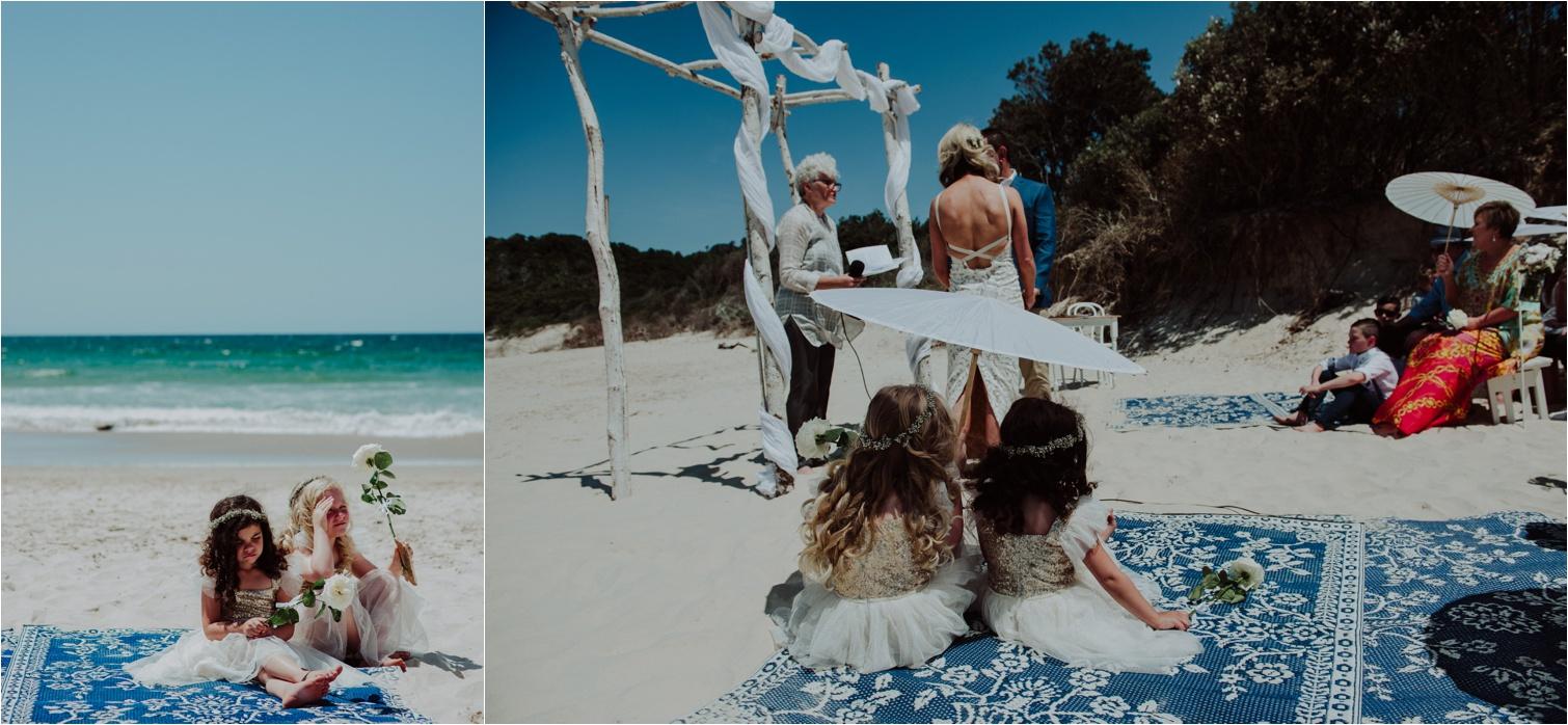 Byron Bay beach wedding photographer