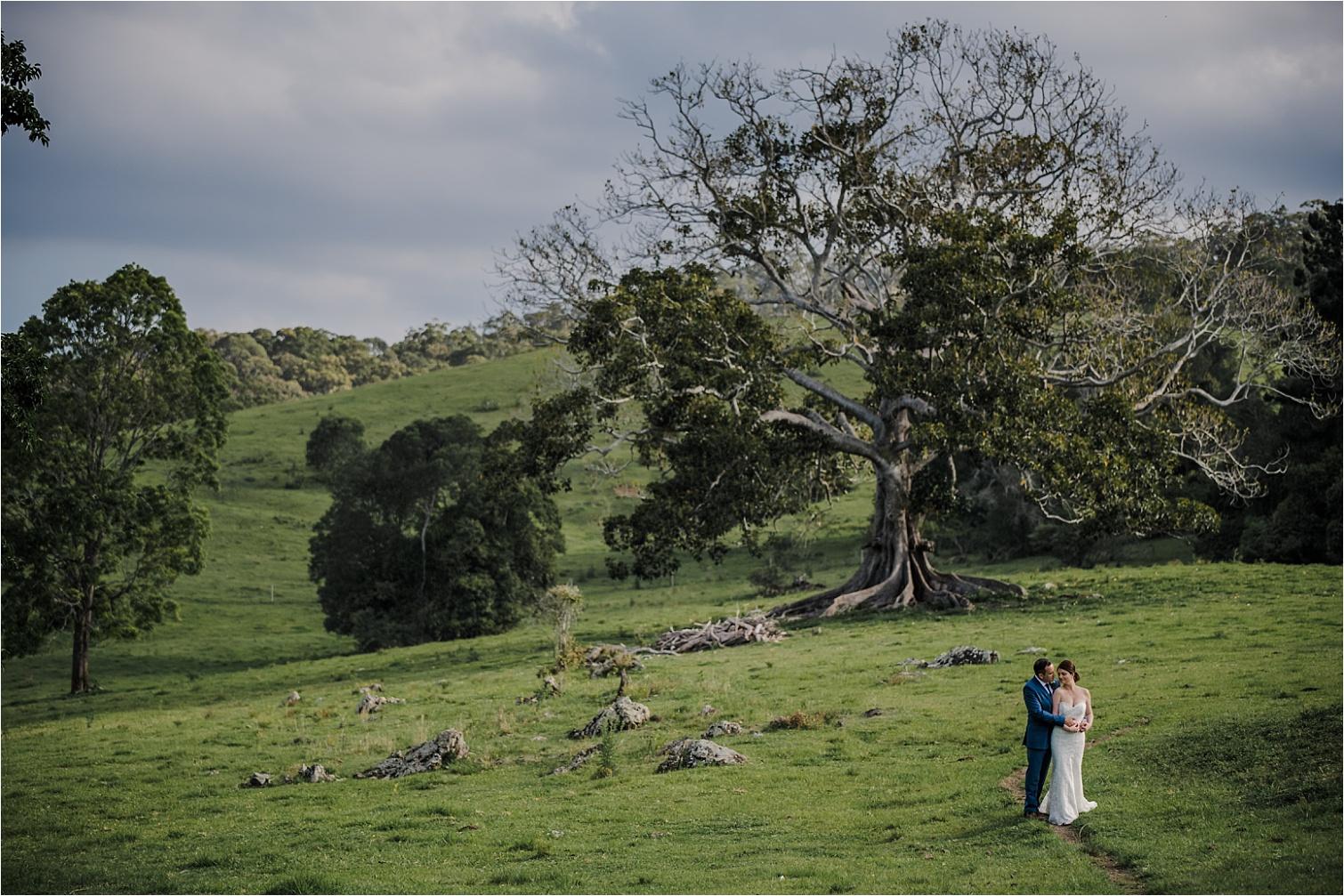 Cowbell Creek farm wedding photography