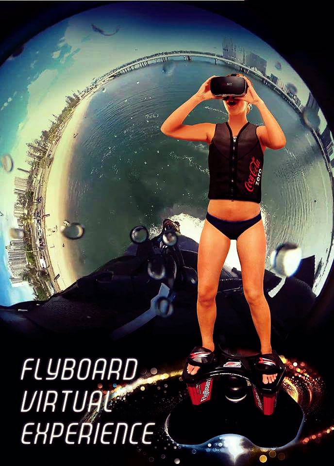 SO LATELY ALL THE HYPE IS VIRTUAL REALITY... WE DECIDED TO GET WITH THE TIMES AND OFFER A VIRTUAL FLYBOARD EXPERIENCES FOR OUR VENUES AT HOSTED EVENTS. THIS GIVES YOU THE EXPERIENCE WITHOUT HAVING TO EVEN GET IN THE WATER! CONSIDER THIS THE APPETIZER THAT WILL TAME YOUR HUNGER FOR ADVENTURE!