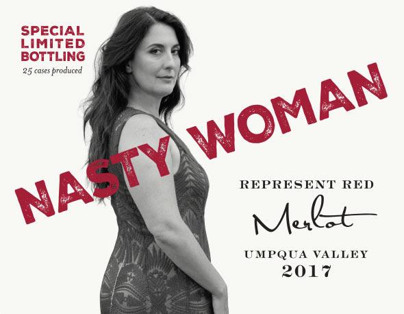 Nasty Woman Wine