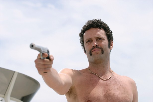 Vinnie Vaughn reprises the role of Reese Feldmen on this season of True D.