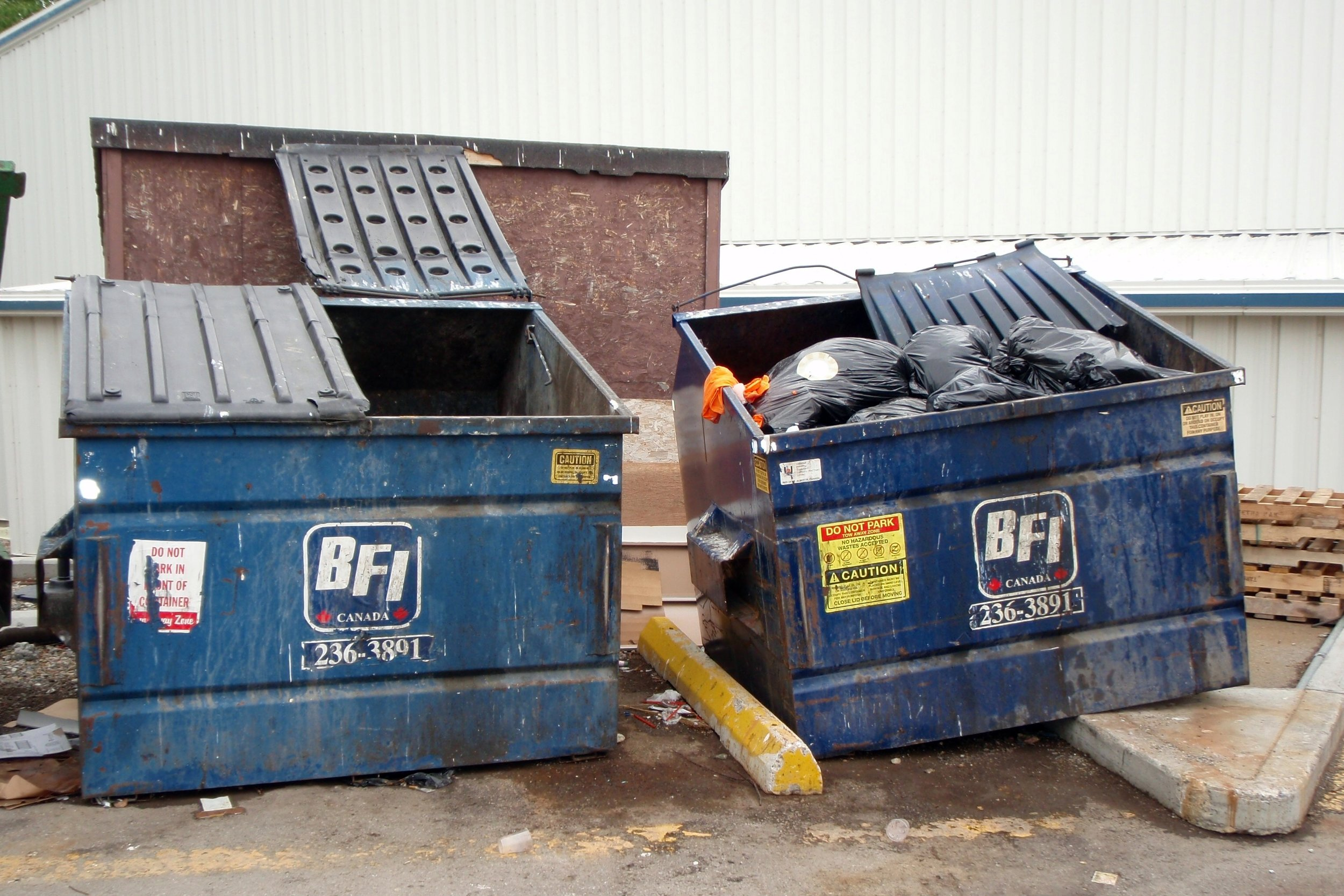 photograph by google image search/dumpsters