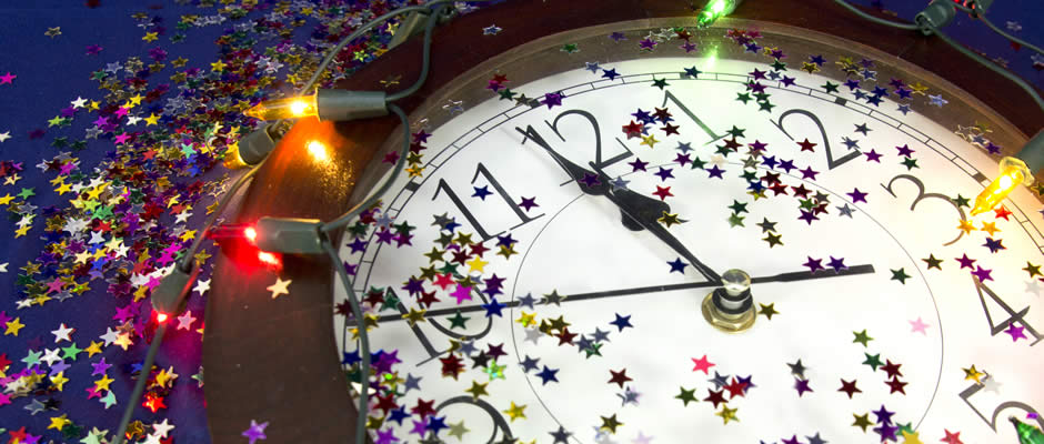 2017: The year I pick my clock up off the floor