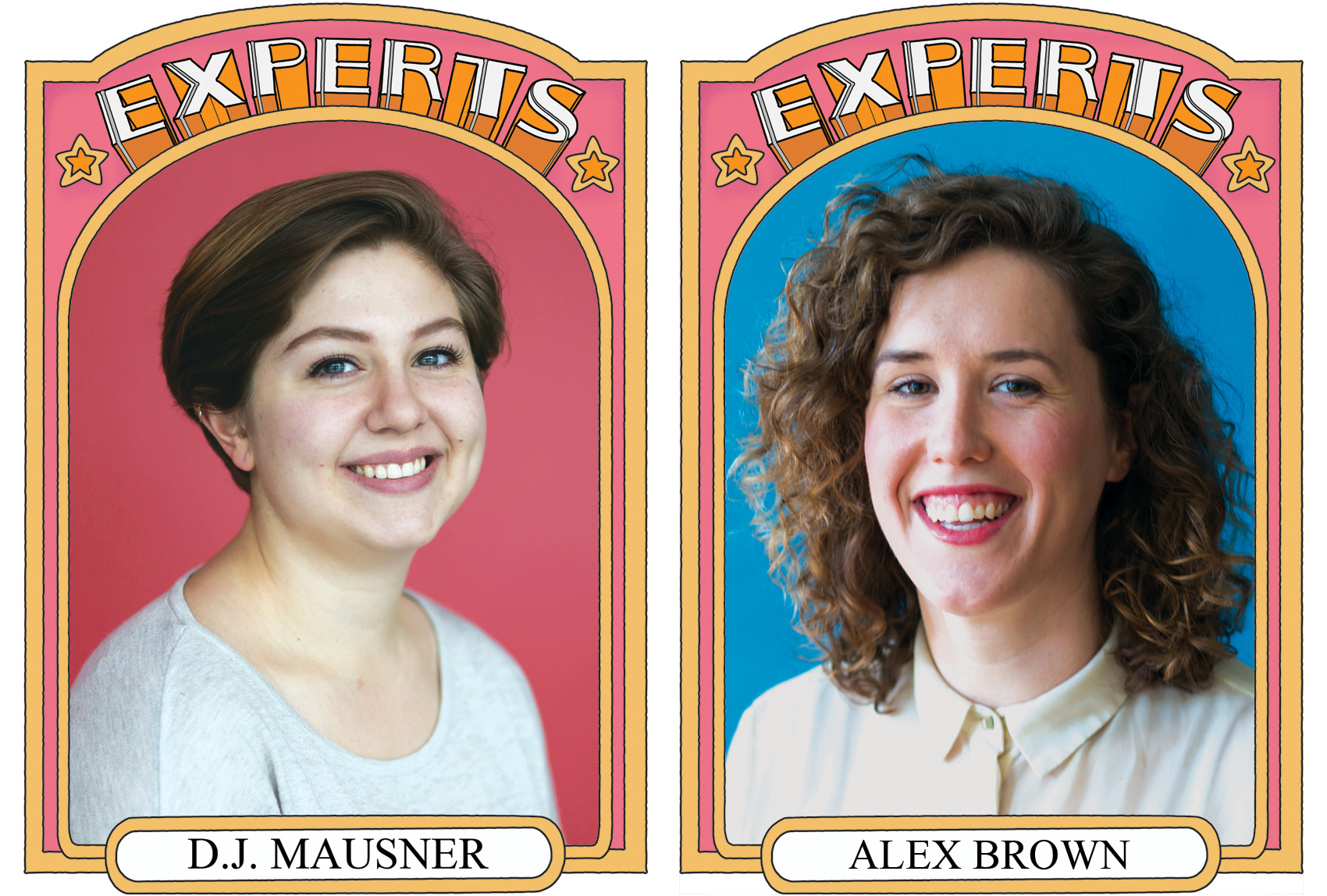 experts podcast d.j. mausner and alex brown