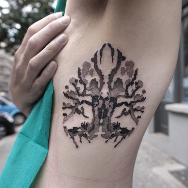 Rorschach-Ink-Stain-Tattoo-on-Ribs-by-Lee-Stewart.jpg