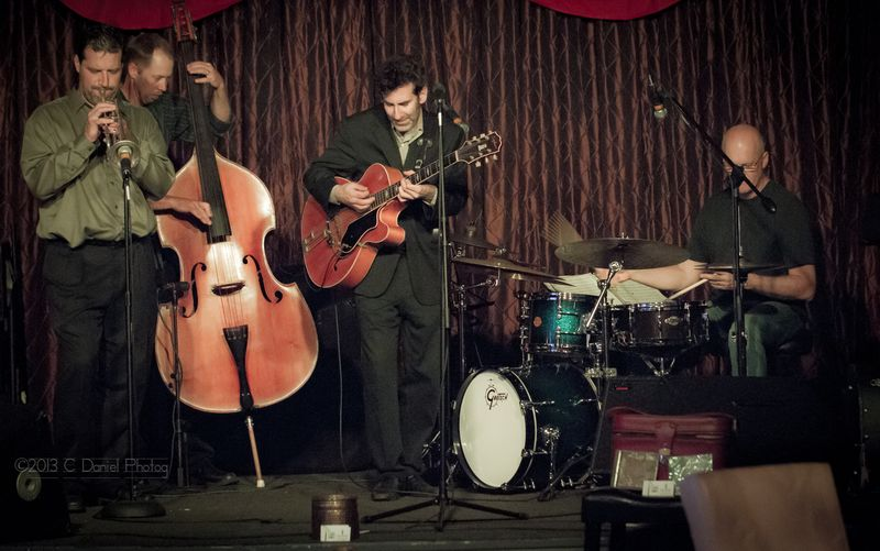THE LUCKY STRIKES (40s & 50s Lounge, Swing, Vocal Jazz)