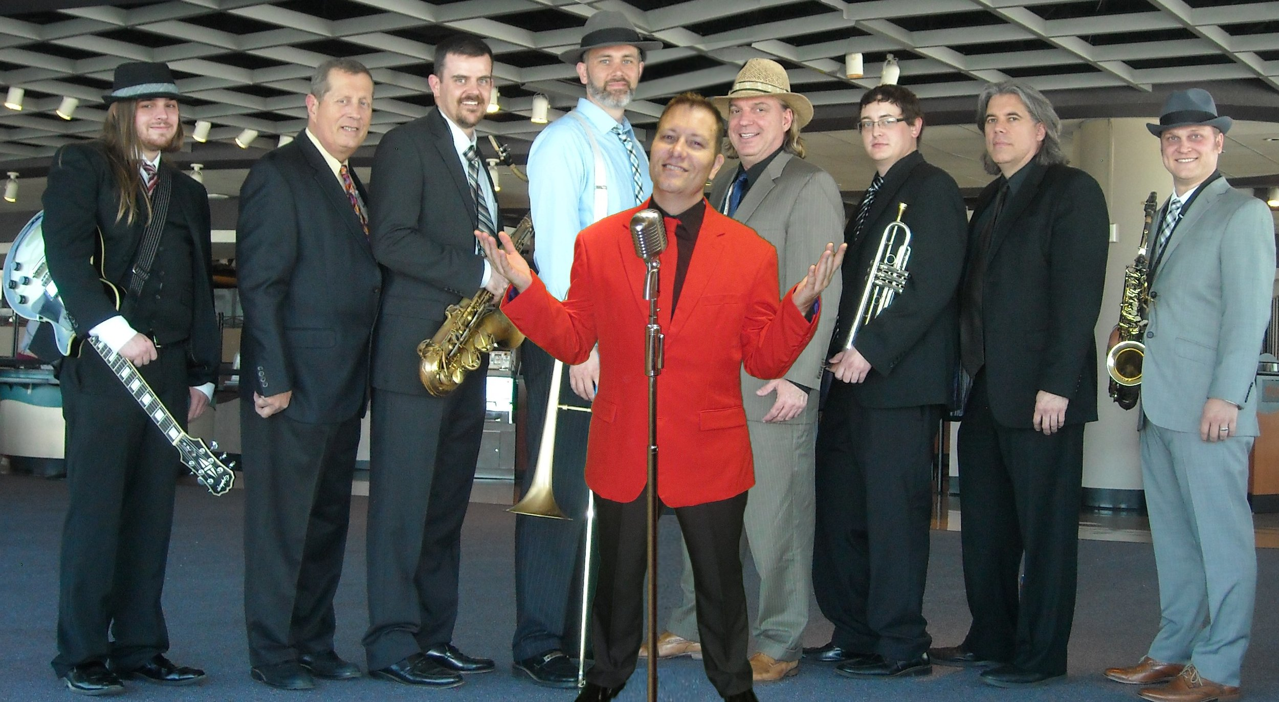 MAD MEN SWING BAND (40s & 5os Lounge, Swing, Vocal Jazz)