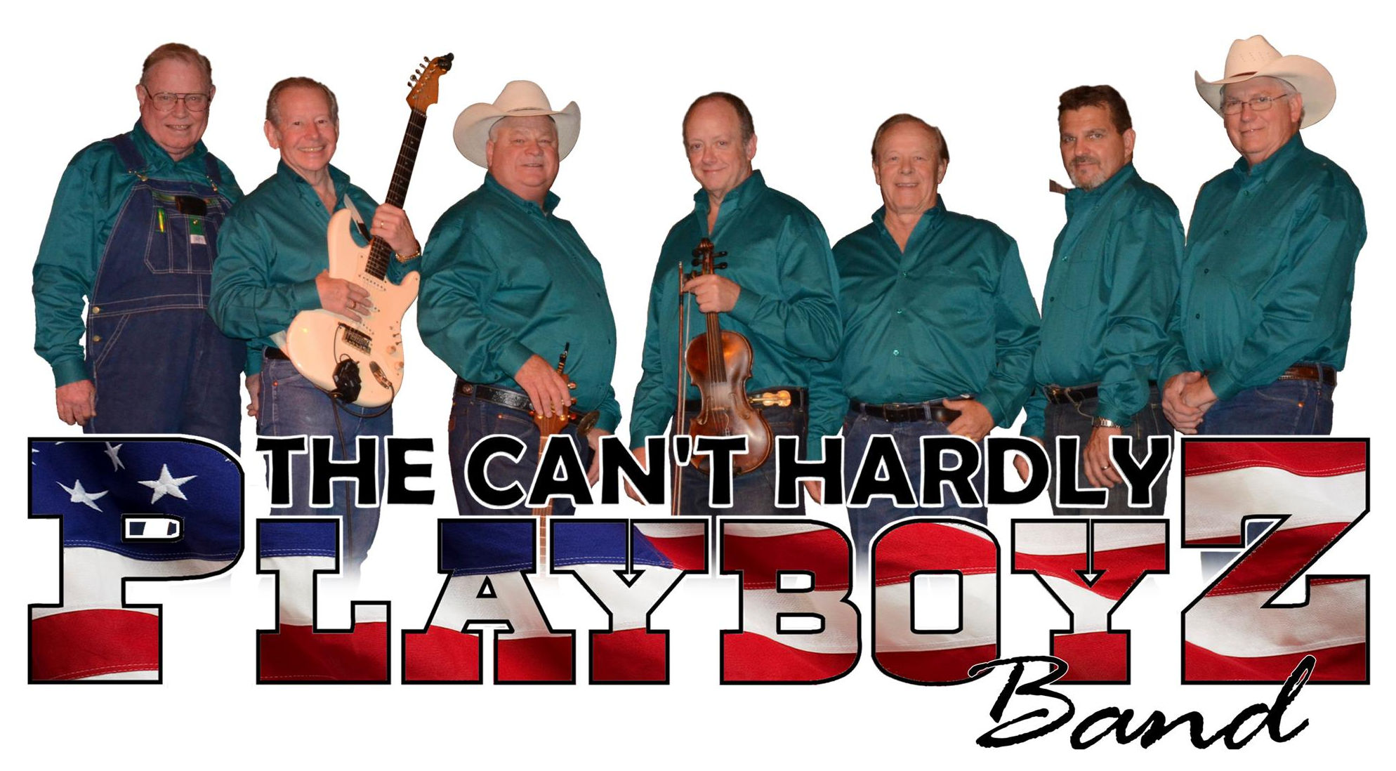 THE CAN'T HARDLY PLAYBOYZ