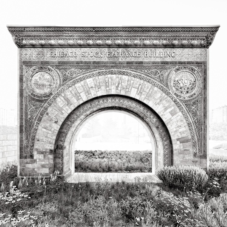 Sullivan's (almost) Lost Arch