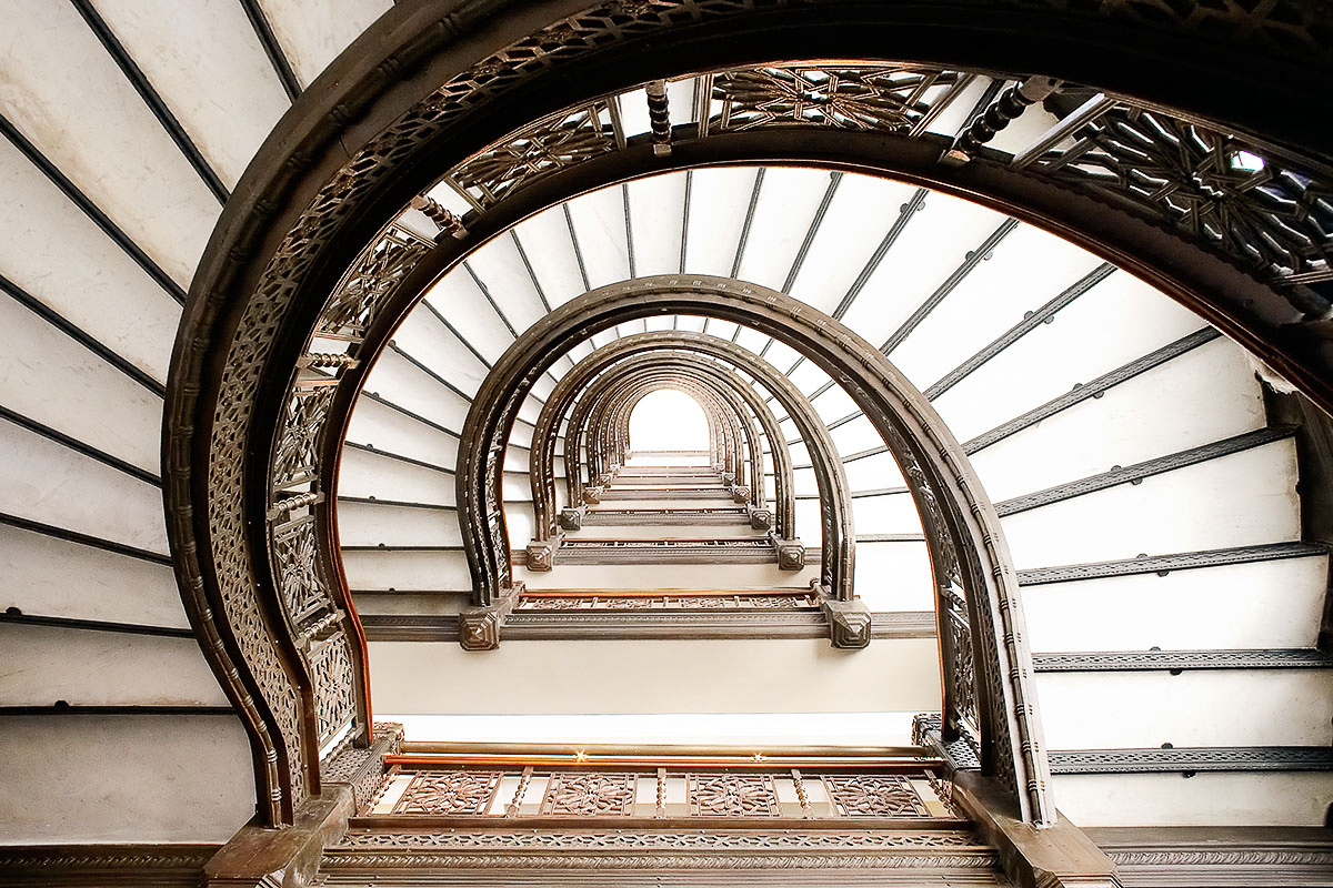 The Rookery Stairs