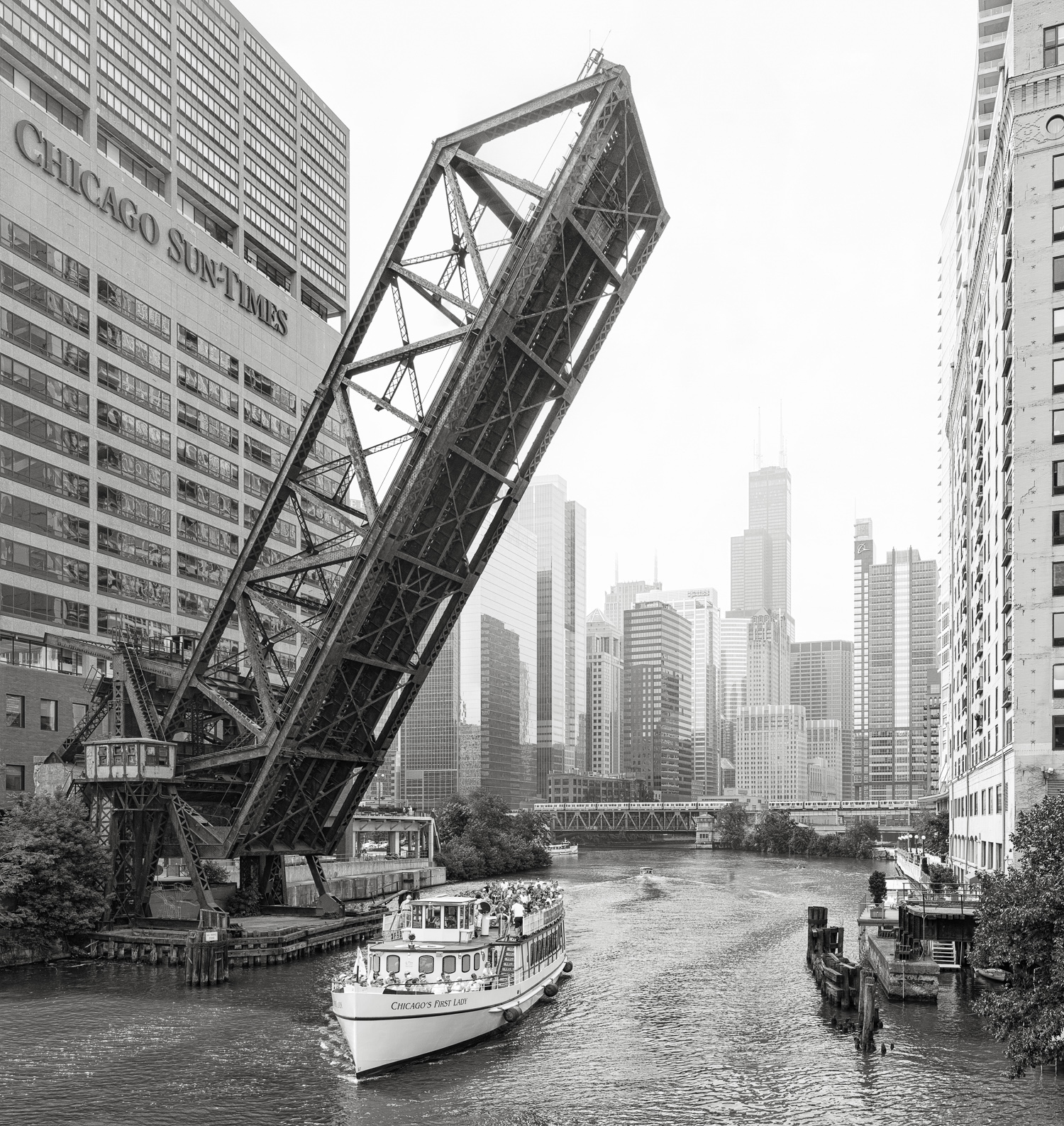 Kinzie Bridge