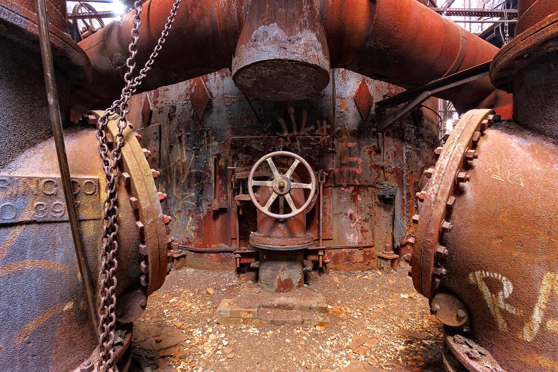 American Rust (detail)