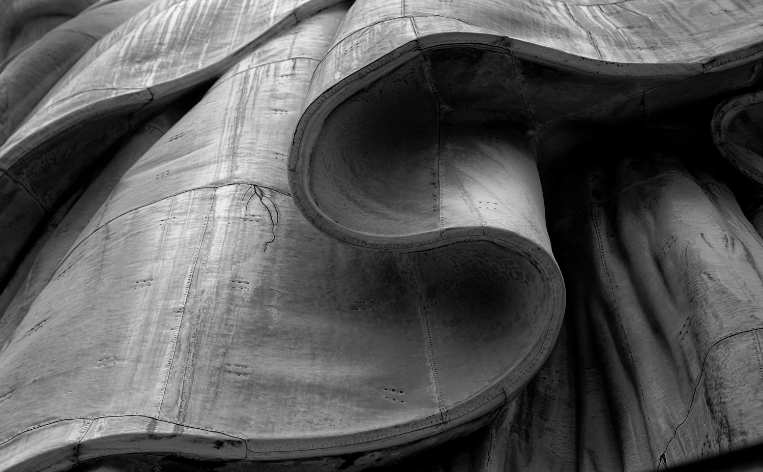 Statue of Liberty - Detail