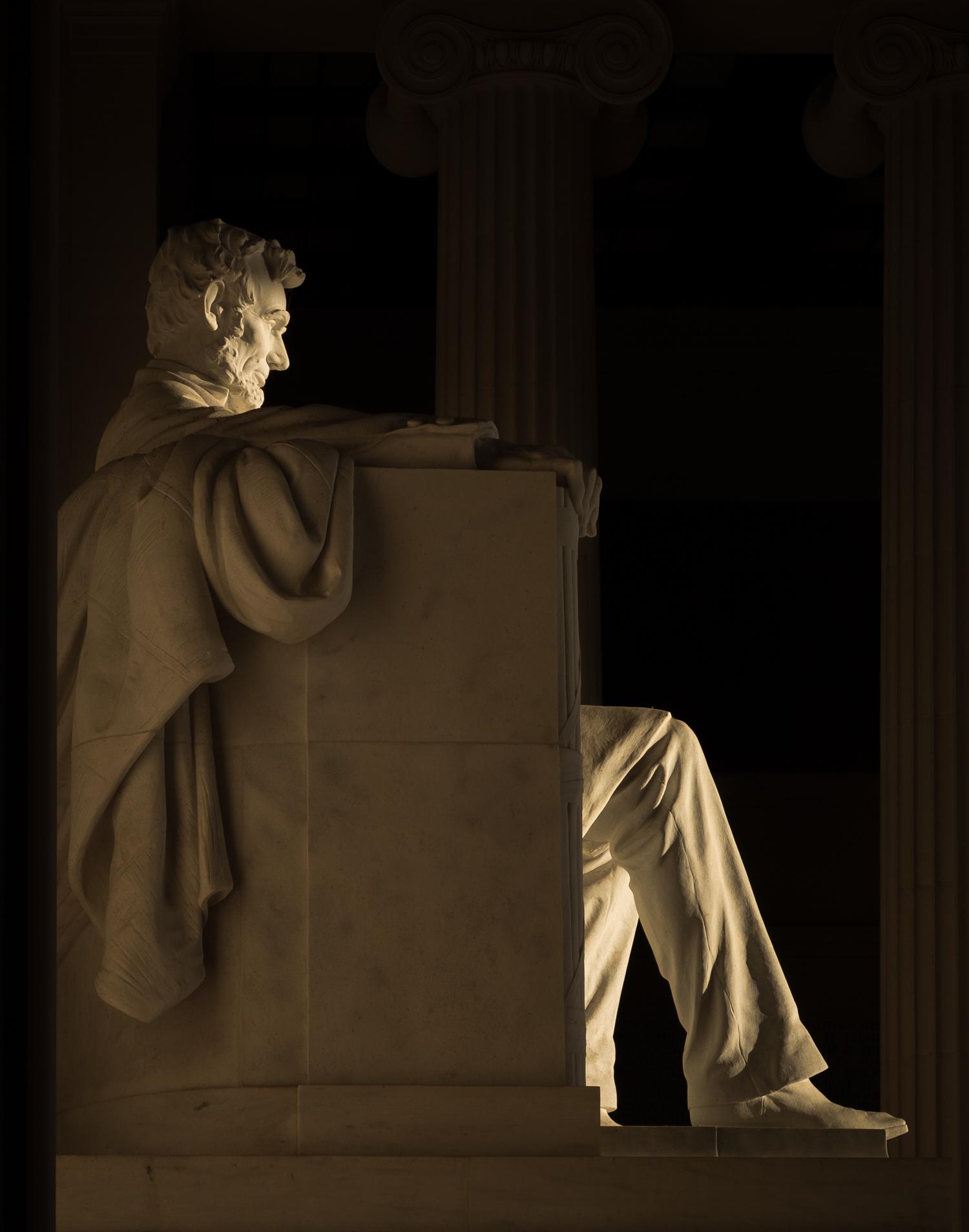 Lincoln at Dawn