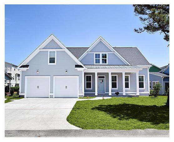 Premier New Home Builder Wilmington Nc