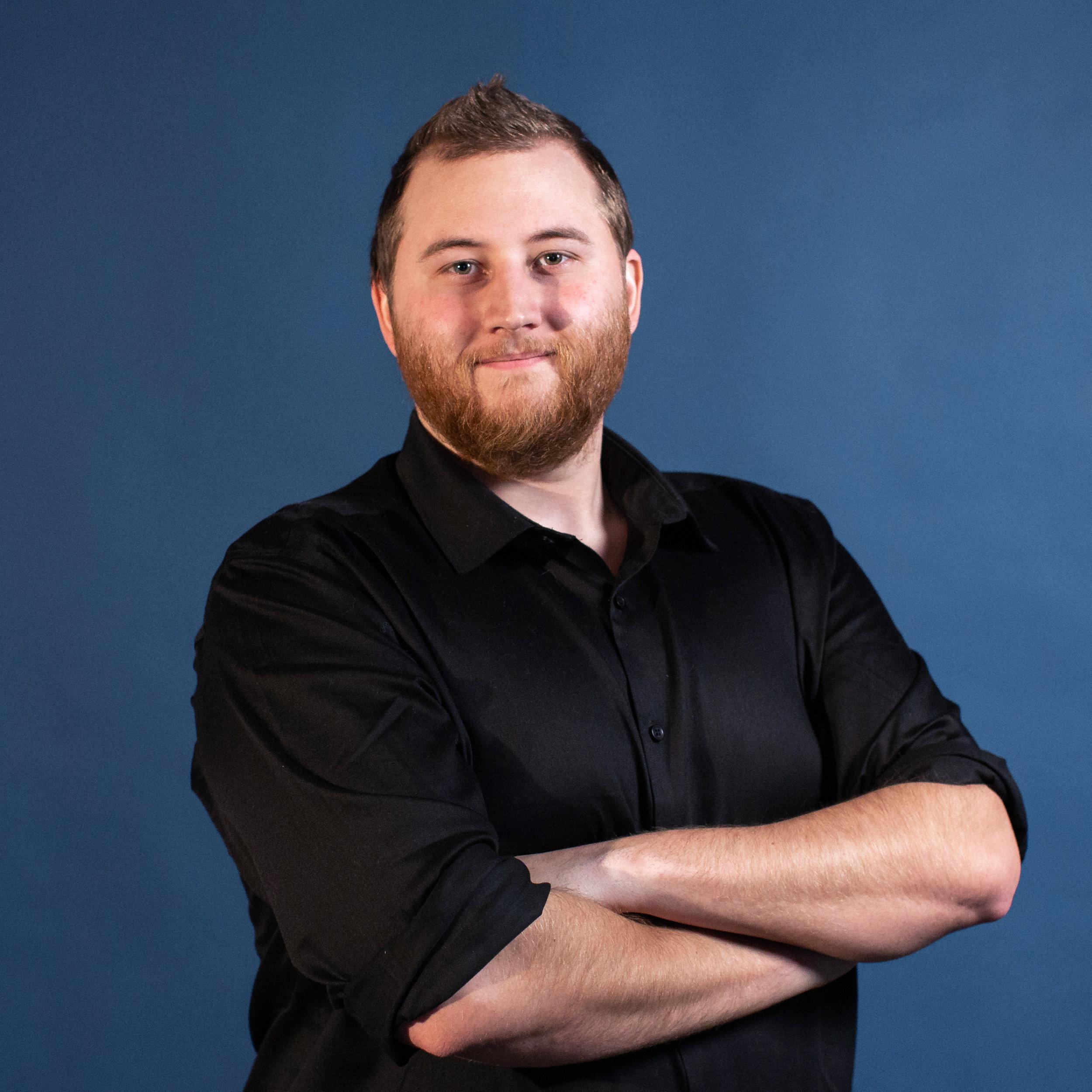 Jake - Filmmaker & Audio Technician l Tenacious