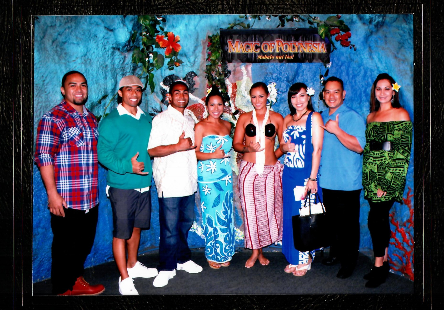 March 15, 2017 Our Performance Management Team's first night at the Magic of Polynesia show. We have lots of work to do there.