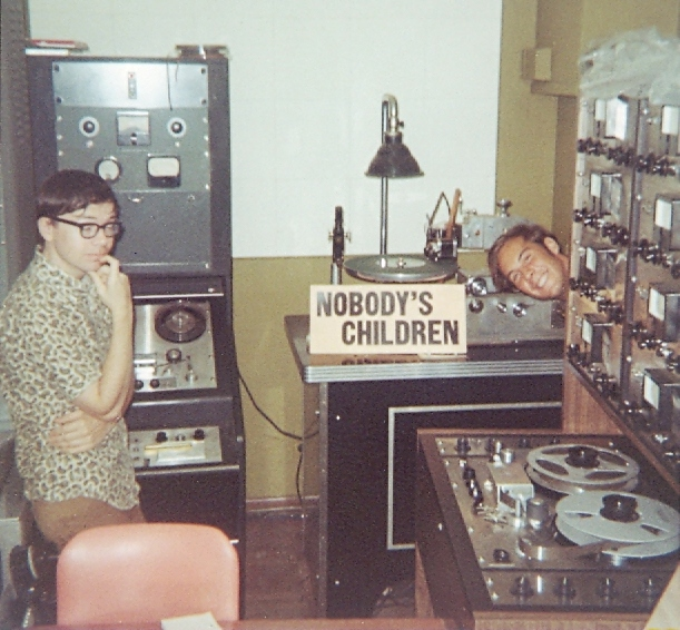31 - Nobody's Children - Glen Campbell, Engineer & Fritz at G&C Records Studio (8-14-69) .jpg