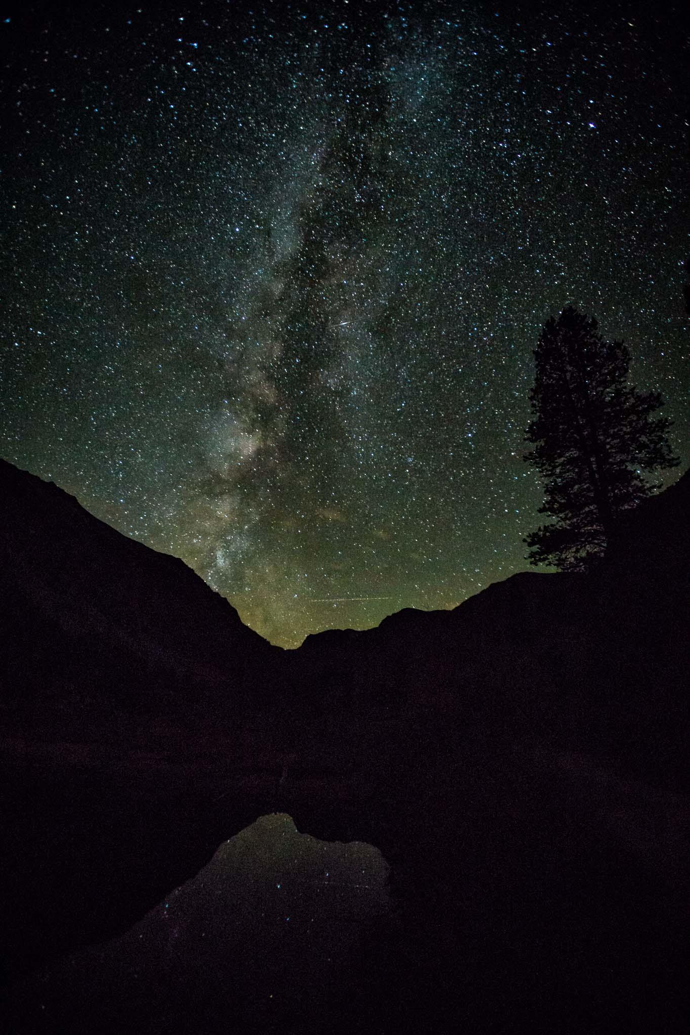 Tim Hacker - Lundy Canyon, CA