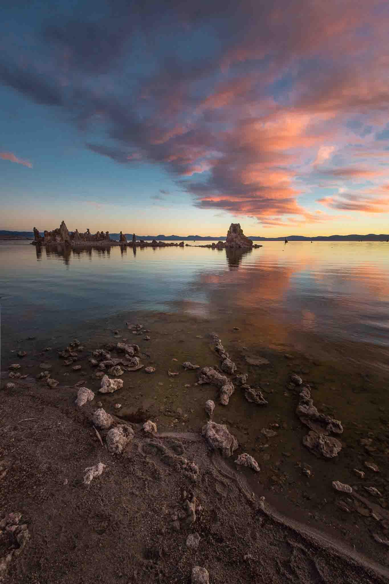 Tim Hacker - Mono Lake, CA