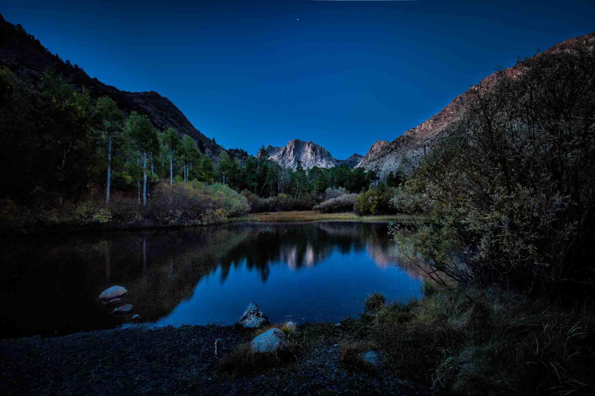 Tim Hacker - June Lake, CA