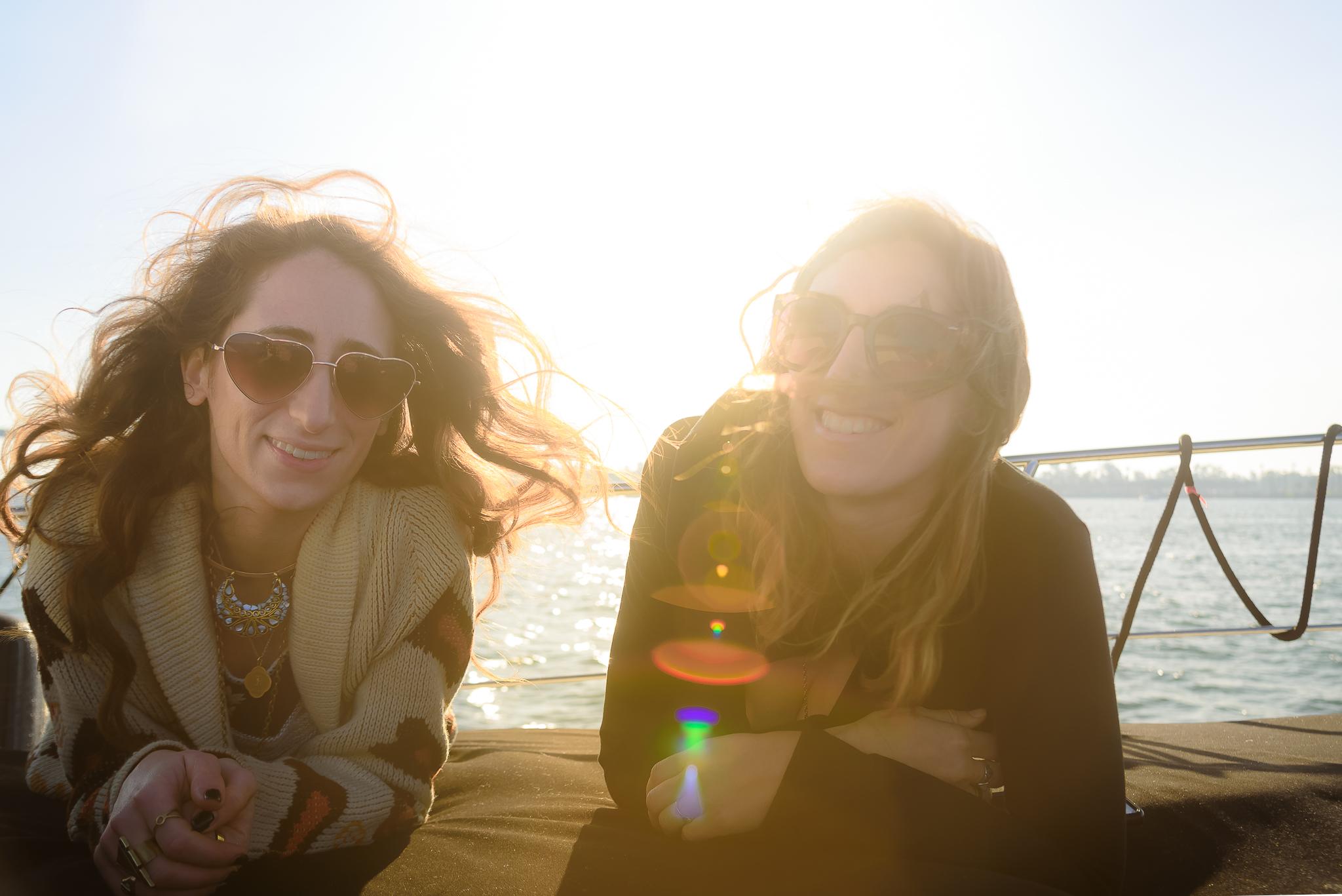 Sunshine and smiles. San Diego, CA