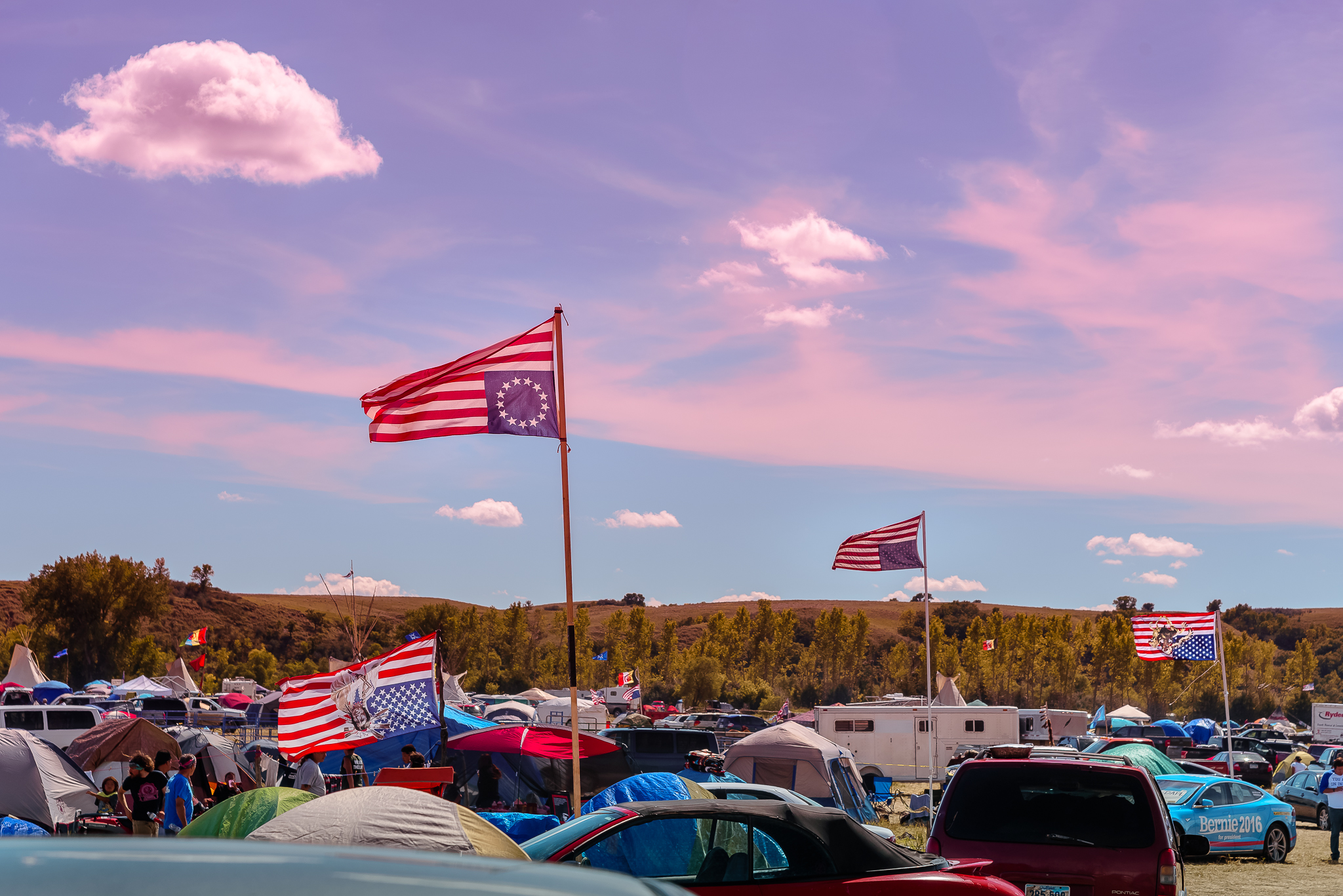 Upside down or right side up?  Standing Rock Reservation Area, ND.