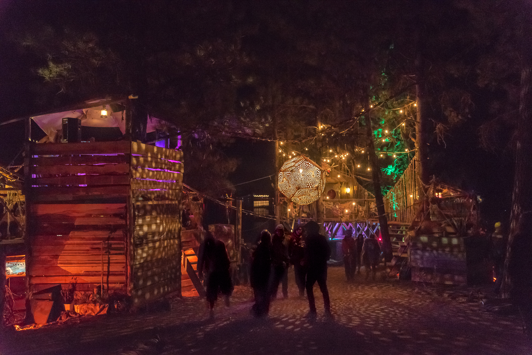 Treehouses and fairy-tales awaited.
