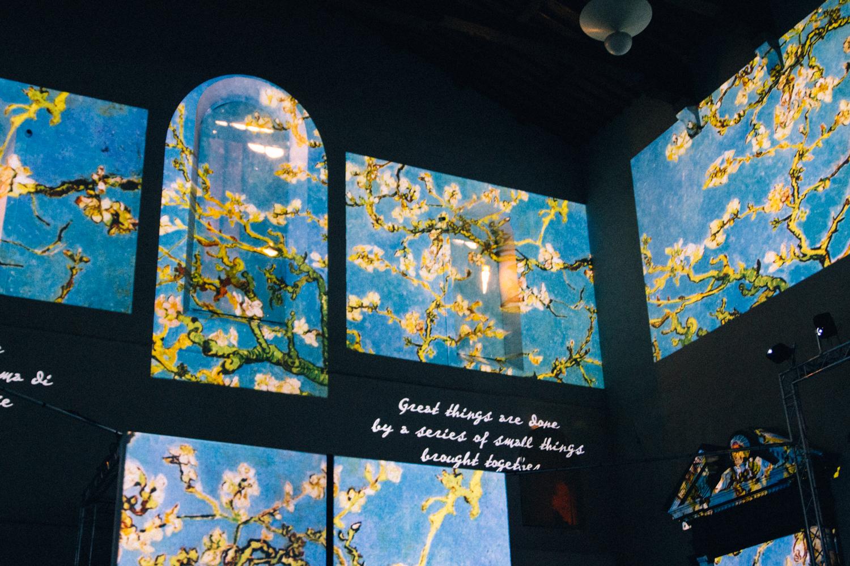 Florence loves Van Gogh