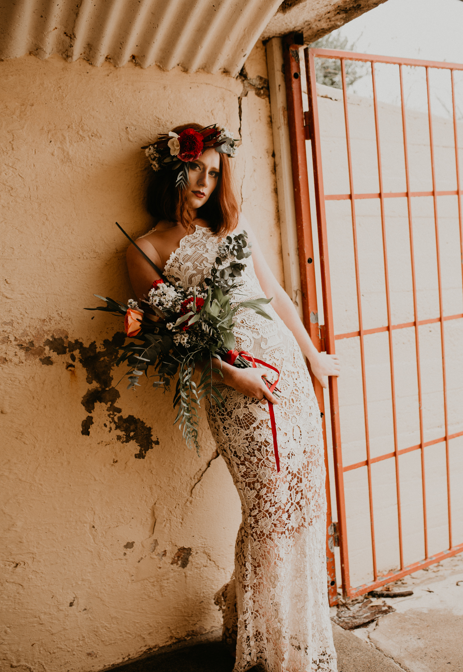 Creative Sydney Boho Wedding