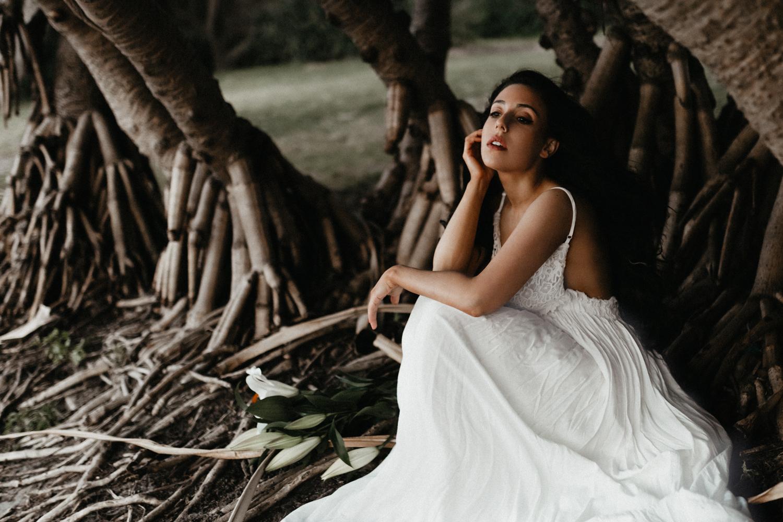 Sydney Casual Bridal Shoot at Bondi Beach