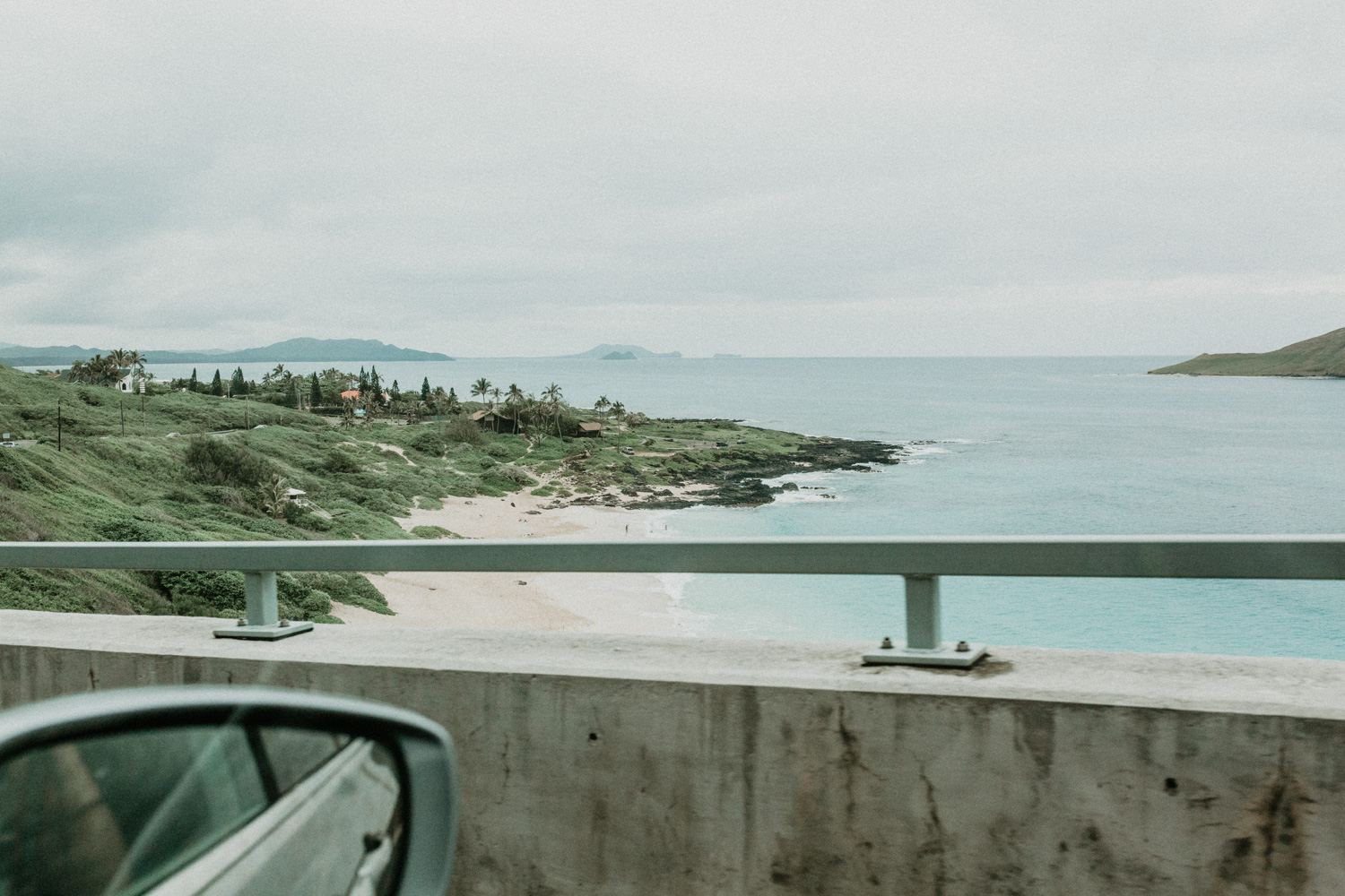Just a random drive down the coast. Andrew wants to see where we ended up. It's the beauty to have many days unplanned.