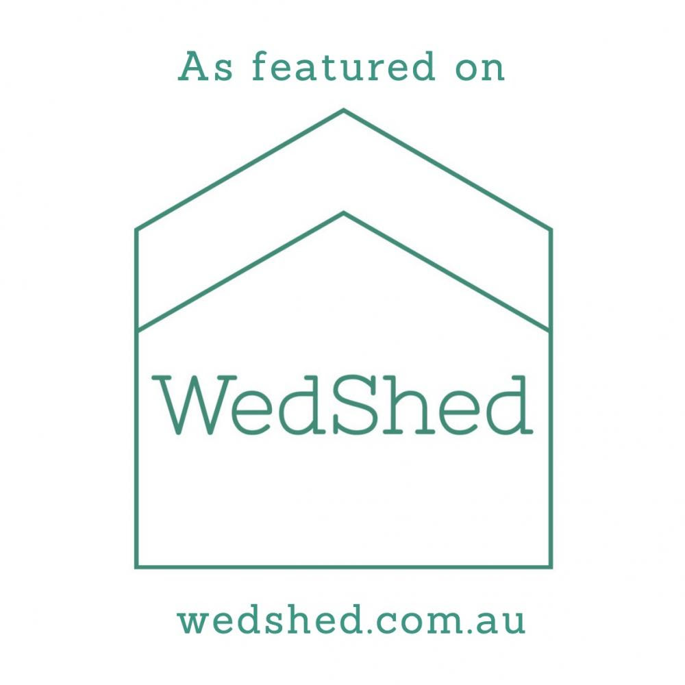 Featured in WedShed