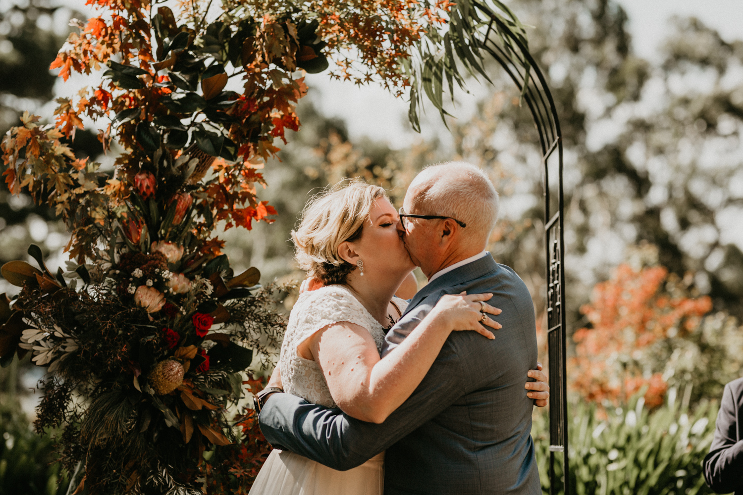 Romantic Wedding in Mount Wilson Blue Mountains by Akaness Sharks