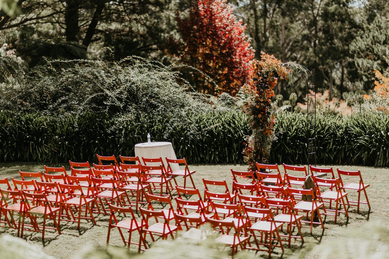 Mount Wilson Wedding Ceremony Akaness Sharks Photo -1