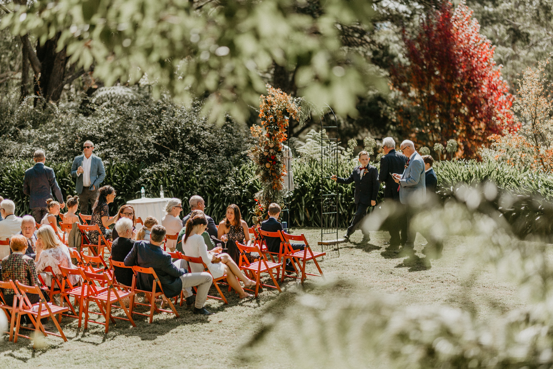 Mount Wilson Wedding Ceremony Akaness Sharks Photo -2