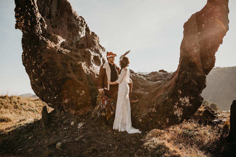 Sydney Boho Wedding Photographer Akaness Sharks Blue Mountains Elopement Feaure Polka Dot Bride-59.jpg