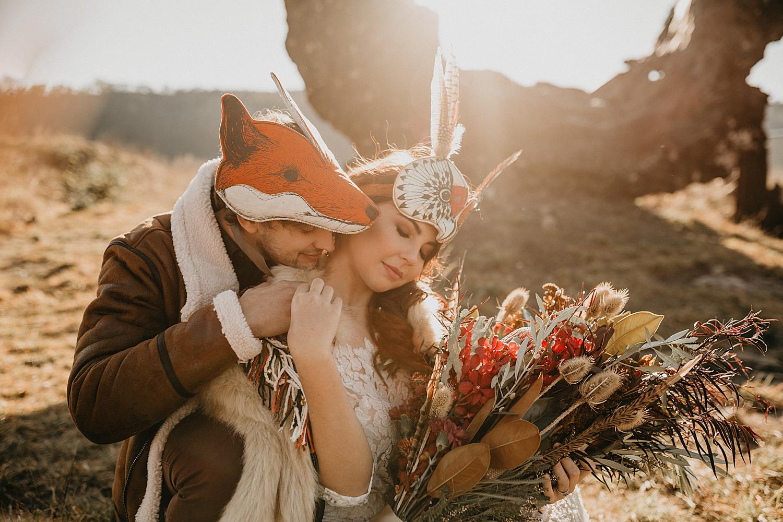 Sydney Boho Wedding Photographer Akaness Sharks Blue Mountains Elopement Feaure Polka Dot Bride-64.jpg