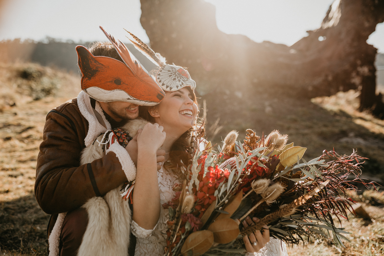 Sydney Boho Wedding Photographer Akaness Sharks Blue Mountains Elopement Feaure Polka Dot Bride-65.jpg