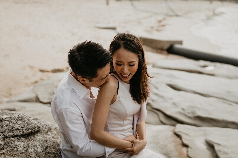 Best Sydney Wedding Engagement Photography Akaness Sharks Photo