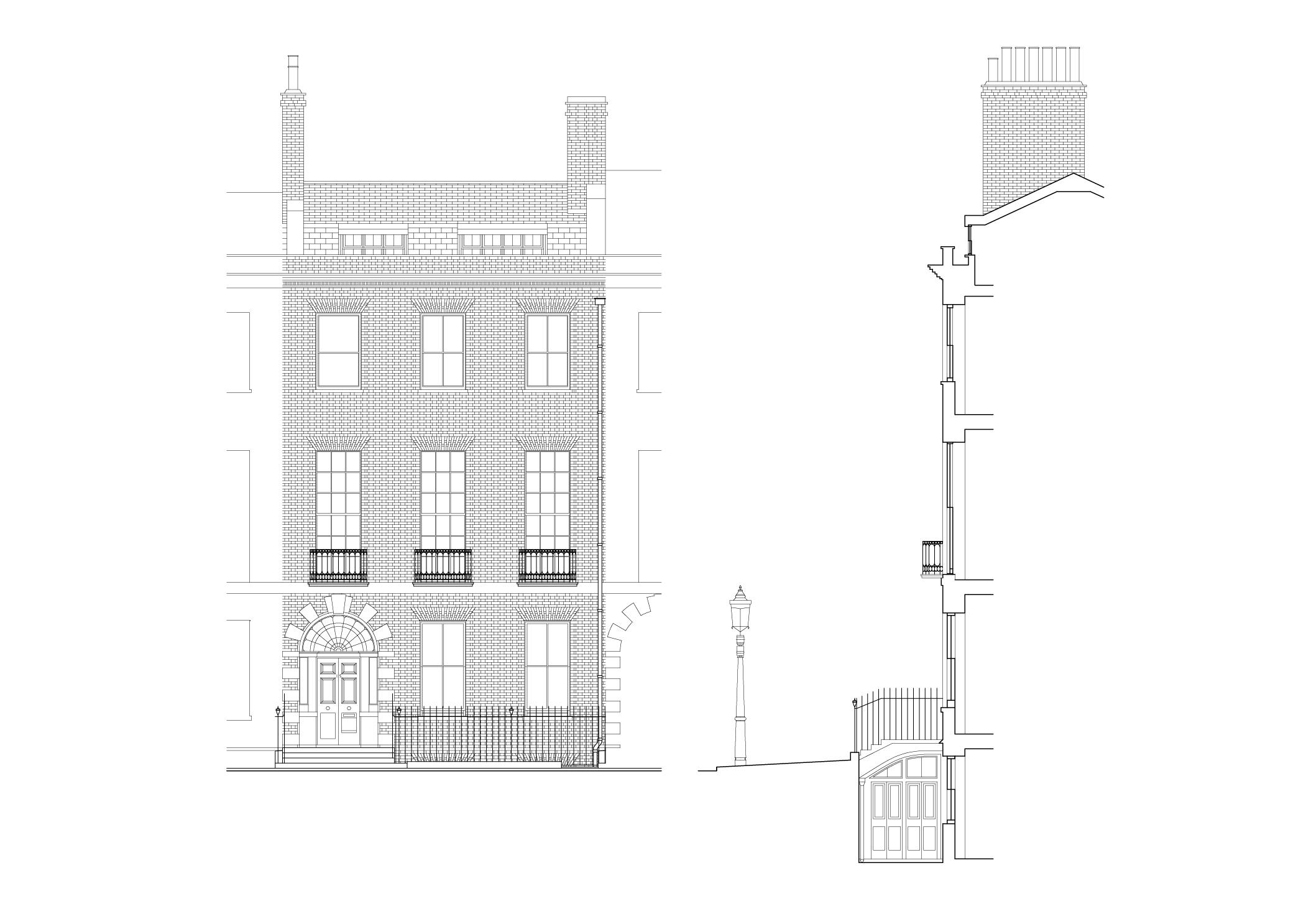 Bedford Square nr. 15.
