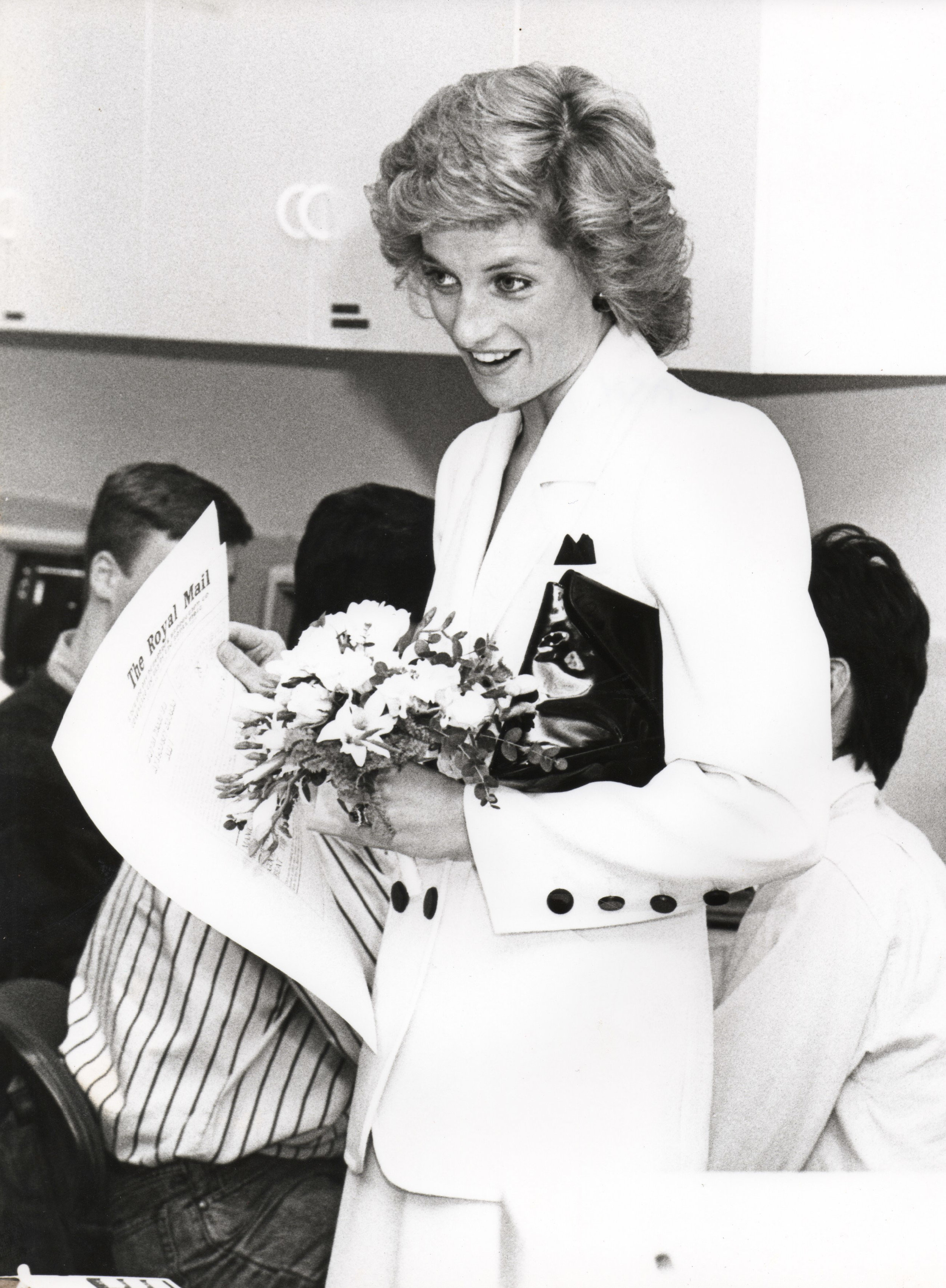 Princess Diana in her happier days, I photographed her several times, but always invited, I never did the paparazzi thing.